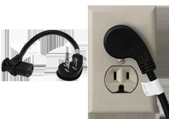 Premium Universal Power Cords NEMA 5-15 to C13