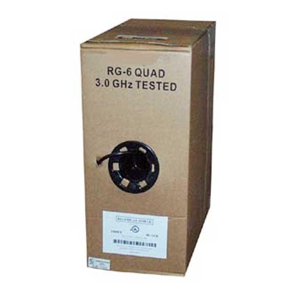 RG58 / RG59 / RG6 Coaxial Bulk Cable