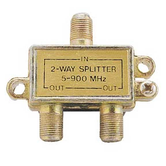 TV Signal Splitter