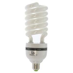 Half Spiral Bulbs