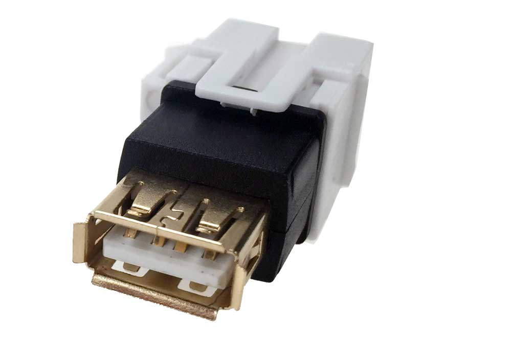 USB Keystone Jacks