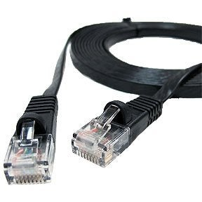Cat 6 Flat Patch Cables