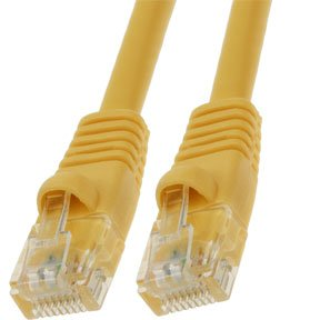 Cat 6 Patch Cables Booted