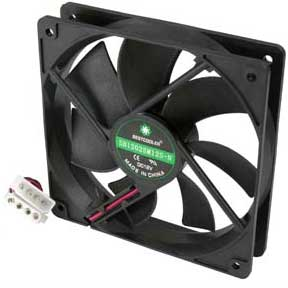 Case Cooling Fans