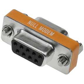 Null Modem Adapters (DB9, DB25)