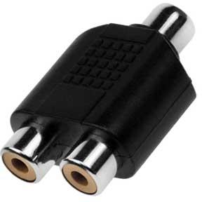 RCA Connectors/Adapters