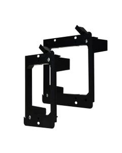 1-Gang Low Voltage Mounting Bracket For Cable Plate