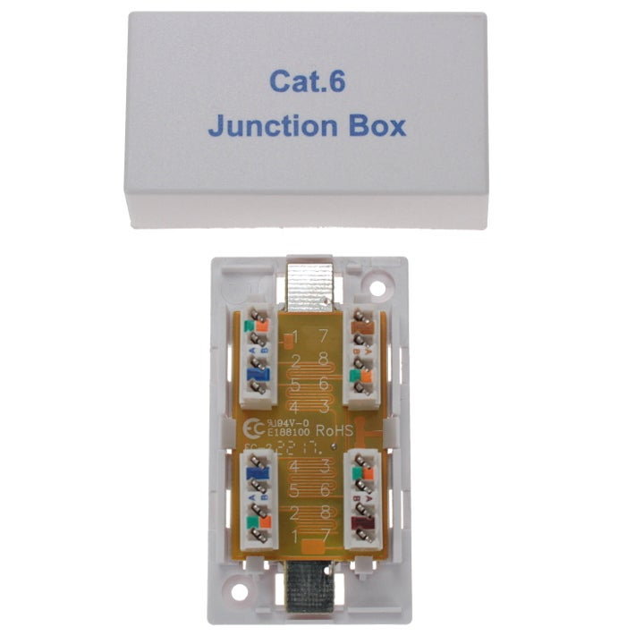 Cat5e Junction Box Wiring Diagram