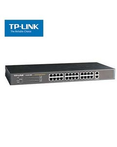 24+2G Unmanaged Gigabit-Uplink Switch TP-Link SL1226