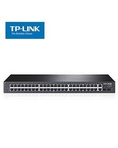 48-Port 10/100Mbps + 4-Port Gigabit Smart Switch TP-Link SL2452