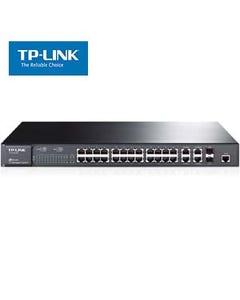 24 Port 10/100M + 4Port Gigabit L2 Managed Switch,TP-Link SL5428E