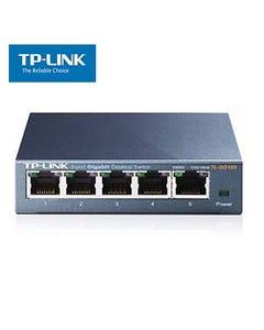 5-Port 10/100/1000Mbps Desktop Gigabit Switch TP-Link SG105