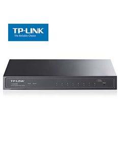 8 Port 10/100/1000Mbps Gigabit Smart Switch TP-Link SG2008