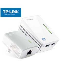 300Mbps Wi-Fi Range Extender,TP-Link AV500 Powerline Edition