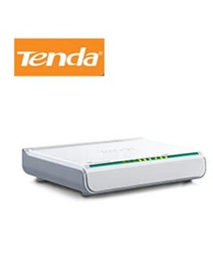 5 Port 10/100Mbps Desktop Switch Tenda S105