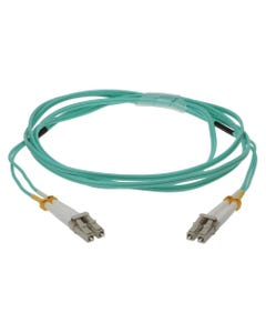LC-LC 10Gb 50/125 LOMMF M/M Duplex Fiber Optic Cable