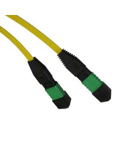 15m 9/125 Standard MTP Fiber Patch Cable (49.2ft)