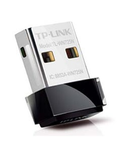 150Mbps Wireless N Nano USB Adapter WN725N