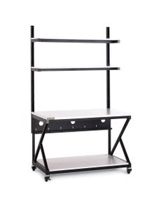 "48"" Performance Work Bench W/Full Bottom Shelf"
