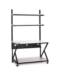 "48"" Performance Work Bench W/Full Bottom Shelf"