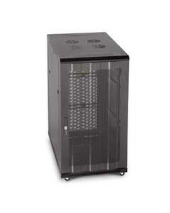 22U Server Rack, Vented Front/Vented Rear