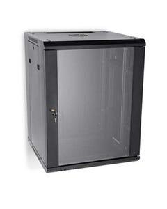 15U Fixed Wallmount Cabinet