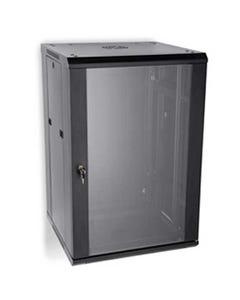 18U Fixed Wallmount Cabinet