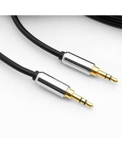 3.5mm M/M Stereo Audio Plenum Cable
