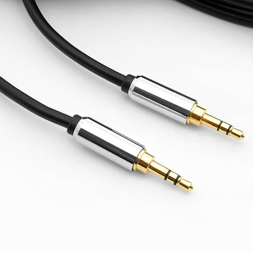 6ft 3.5mm Male to Male Premium Stereo Audio Cable
