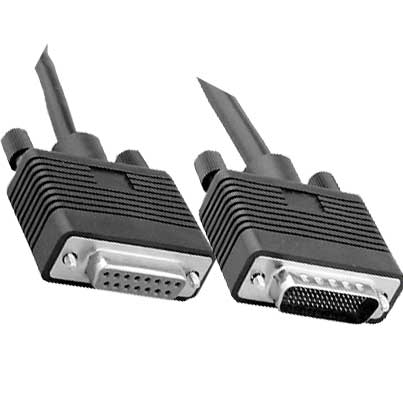 6ft HD60 Male to DB15 Female Cable (Cisco CAB-X21FC-6)