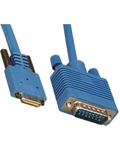 HD26 Male to DB15 Male Cable (Cisco CAB-SS-X21MT)