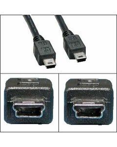 3ft USB 2.0 Mini 5Pin M/M Cable