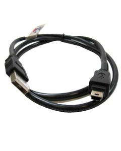 USB 2.0 A Male to Mini 5Pin Cable (for digital camera,MP3/Data)