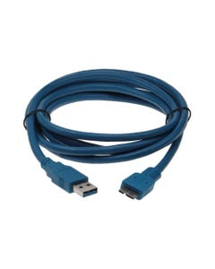 10ft USB 3.0 A Male to Micro B Male Cable