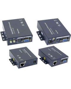 650Ft (200m) VGA/Audio Extender Via Ethernet Cable