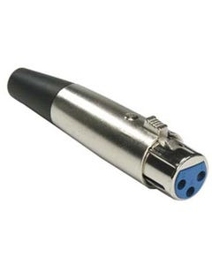 XLR 3P Microphone Female Connector