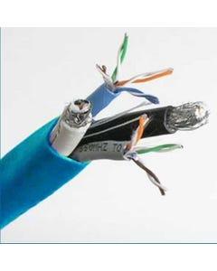 500ft 2x Cat5e + 2x RG6 Quad Composite Cable