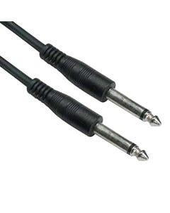 "25ft 1/4"" Mono Male/Male Cable"
