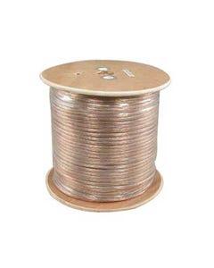 1000ft 16AWG Bulk Polarized Speaker Wire Spool