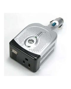 Cigarette Lighter Power Inverter 120AC/USB DC5V