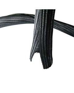 Self Closing Cable Sock Black  50ft