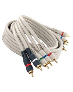 5 RCA Component Video Cable