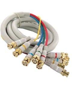 12ft 5 BNC to 5 BNC Python HDTV Cable