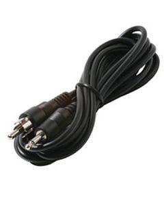 6 ft 3.5mm Mono Male to RCA Male Cable