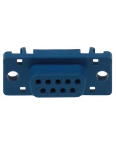 DB9 Female IDC Plastic Connector