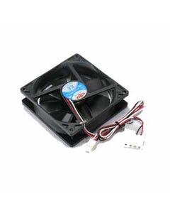 90x90x25mm Cooling Fan Dual Bearing 3Pin