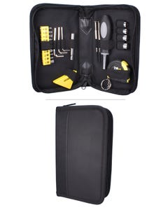 23pc Technicians Tool Kit with Level and Tape Measure