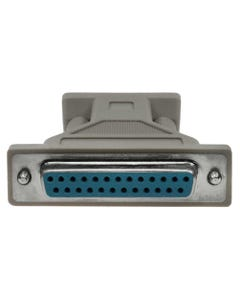 DB9 Female to DB25 Female Serial Adapter