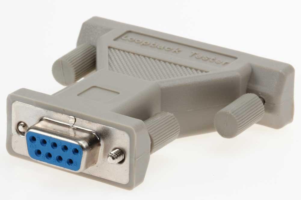 DB25 Male to DB25 Female PCCABLES.COM INC RS-232 Jumper Box