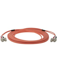 SC-SC Duplex Multimode 62.5/125 Fiber Cable